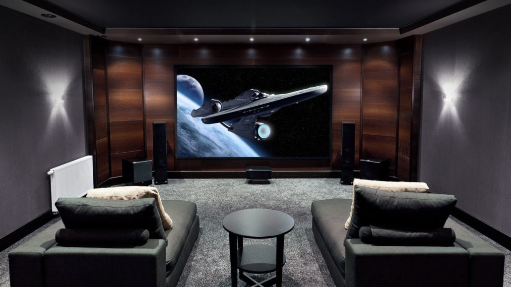 Home Theater/Media Rooms